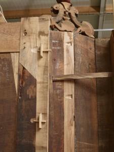 Bordeaux - Eglise saint-Paul - Restauration du retable de la Vierge 4 - Crédit photo JJBernier-Les Ateliers de la Chapelle