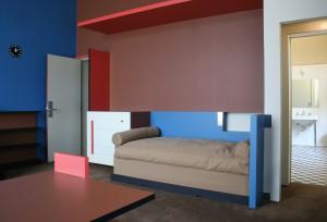 Villa Cavrois Chambre  Jeune homme 1