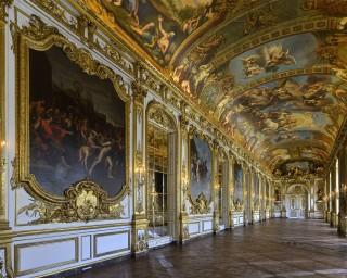 Les Ateliers de la Chapelle - Restauration de la Galerie Dorée de la Banque de France