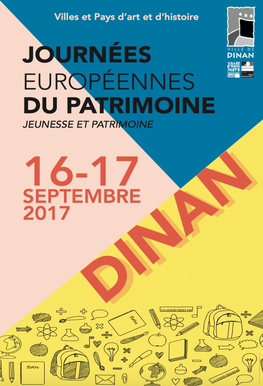 affiche-jep-2017 - Dinan