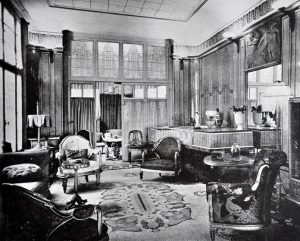 Hotel Follot salon 1923