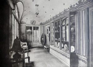 Hotel Follot vestibule 1923