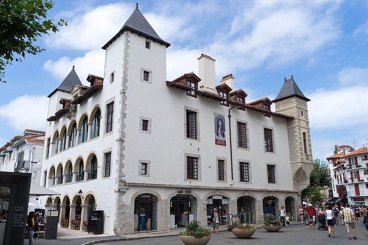 Maison de Louis XIV à Saint-Jean-de-Luz