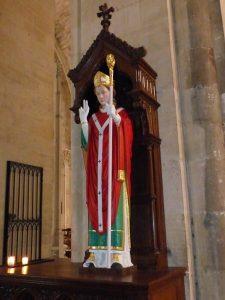 ADLC-Statue de Saint-Seurin-Bordeaux- état final détail