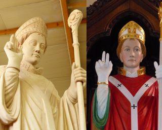 ADLC-Statue de Saint-Seurin-Bordeaux