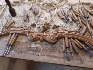 Grand Contrôle Chambre Mme Fouquet sculpture-AteliersdelaChapelle